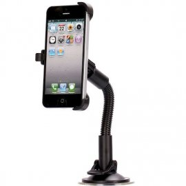 Soporte Coche con Ventosa para Iphone 4 Holder