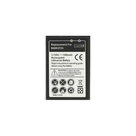 Bateria Generica Sony Xperia u Ba600 Cool - Foto 1
