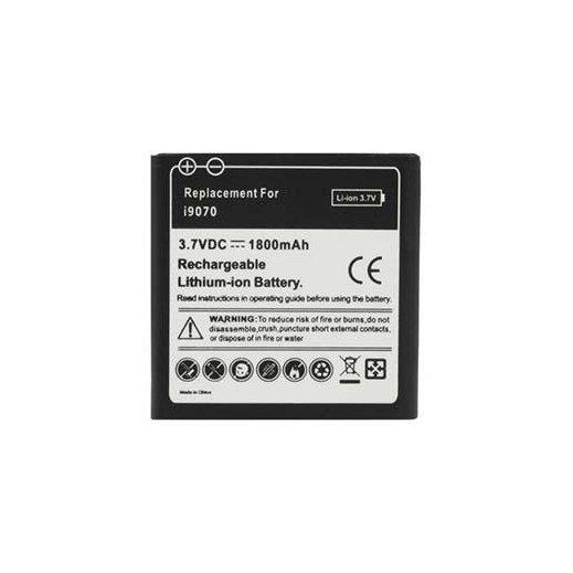 Bateria Generica Samsung Galaxy Advance I9070 Samsung I9000 / I9003 Scl - Foto 1