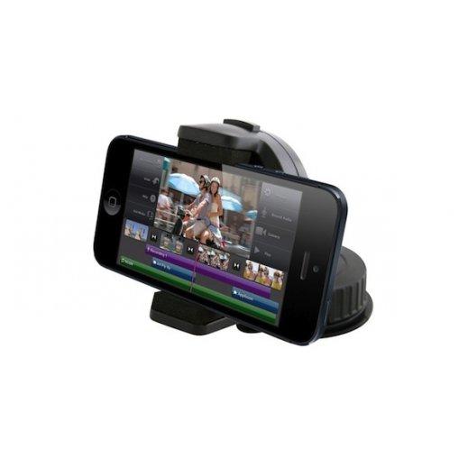 Soporte Ventosa Coche para Iphone 5 - Foto 1