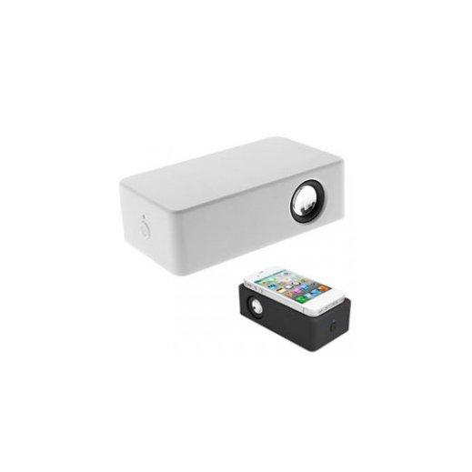 Altavoz para Smartphone sin Cable Universal Blanco Magic Boost - Foto 1