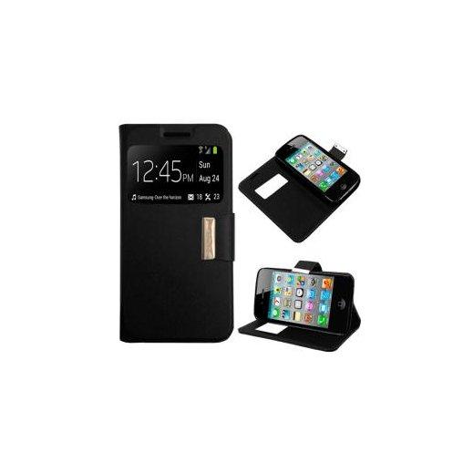 f0a4e5fbea8 Funda Libro Iphone 4/4g/4s Negra. Comprar ofertas y precios bajos.