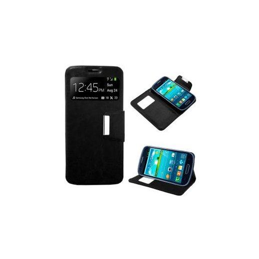 Funda Libro Samsung Galaxy S3 Mini Negro - Foto 1