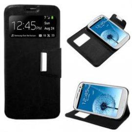 Funda Libro Samsung Galaxy S3 Negro