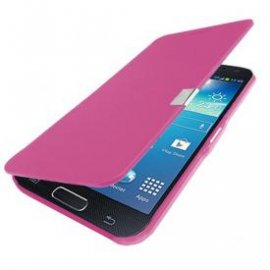 Funda Libro Samsung Galaxy S4 Mini Rosa