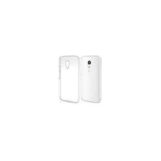 Funda Silicona Motorola Moto G3 3º Generacion Trasparente - Foto 1