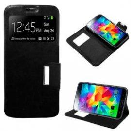 Funda Libro Samsung Galaxy S5 Negro