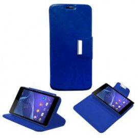 Funda Libro Sony Xperia Z2 Azul