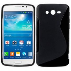 Funda Silicona Samsung Galaxy Grand Neo Negro