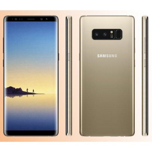 Samsung Note 8 Dorado - Foto 1