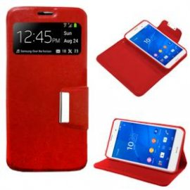 Funda Libro Sony Xperia Z3 Rojo