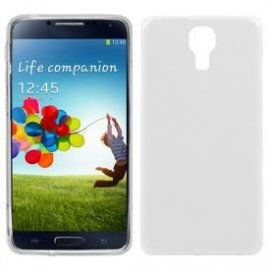 Funda Silicona Samsung Galaxy S4 Transparente