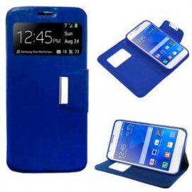 Funda Libro Samsung Galaxy Ace 4 Azul