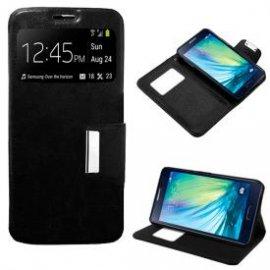 Funda Libro Samsung Galaxy A5 2016 Negro