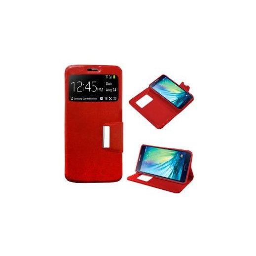 Funda Libro Samsung Galaxy A5 Rojo - Foto 1