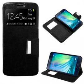 Funda Libro Samsung Galaxy A3 Negro
