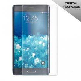 Protector Pantalla Cristal Templado Samsung Galaxy Note Edge Pro Glass