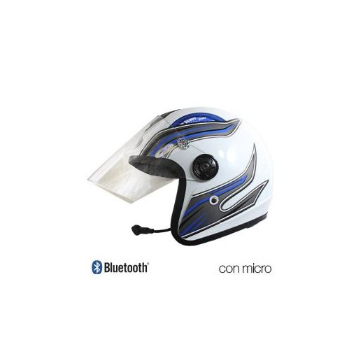 Auricular Bluetooth para Casco Moto V3.0 - Foto 1