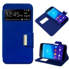 Funda Libro Sony Xperia Z4 Azul