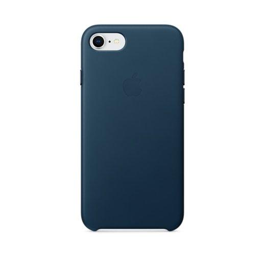 Funda Silicona Iphone 8 Azul - Foto 1