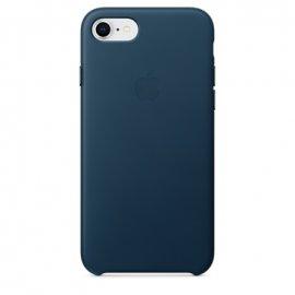 Funda Silicona Iphone 8 Azul