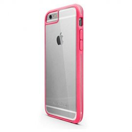 Carcasa para Iphone 6/6s Borde Rosa