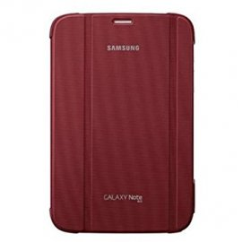 Funda Libro Samsung Galaxy Note 8 Roja