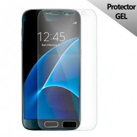 Protector Pantalla Silicona Gel Samsung S7
