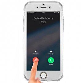 Funda Silicona 3d Iphone 7/8 Plus Transparente