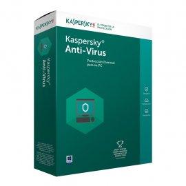 Antivirus Karspersky 1 Licencia