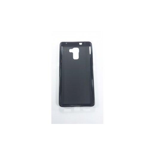 Funda Silicona Huawei Y7 Negra - Foto 1