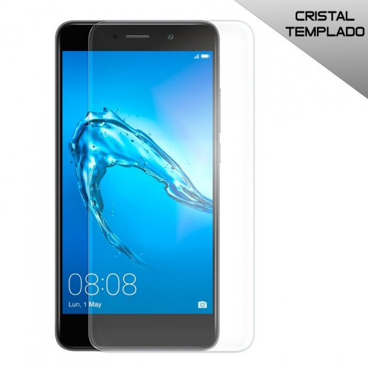 Protetor Cristal Templado Huawei Y7 - Foto 1