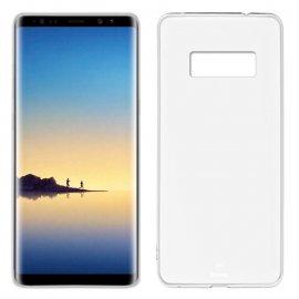 Funda Silicona Samsung Note 8 Transparente