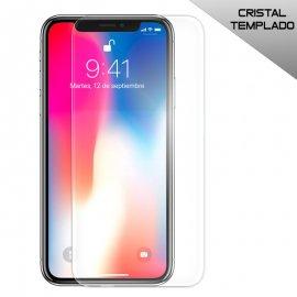 Protector Cristal Templado Iphone X 3d Blanco