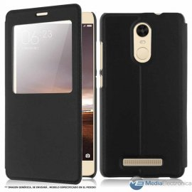 Funda Libro Xiaomi Redmi A1 Mi 5x Negra