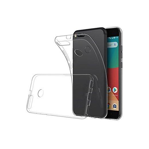 Funda Silicona Xiaomi Mi A1 Mi 5x Transparente - Foto 1
