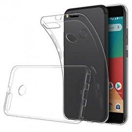 Funda Silicona Xiaomi Mi A1 Mi 5x Transparente