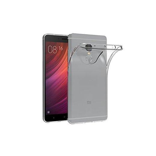 Funda Silicona Xiaomi Redmi Note 5a Transparente - Foto 1
