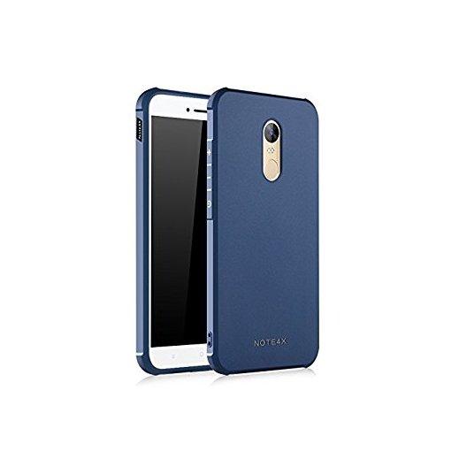Funda Silicona Xiaomi Note 5a Azul - Foto 1