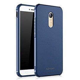 Funda Silicona Xiaomi Note 5a Azul