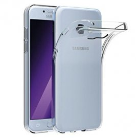 Funda Silicona Samsung Galaxy A5 2017 Transparente