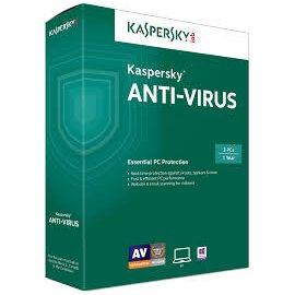 Antivirus Karspersky 2018/2019 3 Licencias