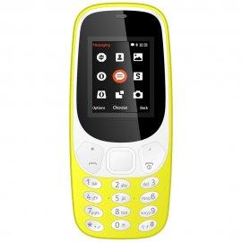 Nokia 3310 Amarillo 2017
