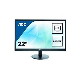 Aoc E2270swhn Monitor Led 21.5 1920 1080