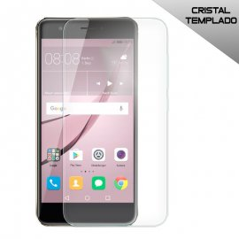 Protector Cristal Temoplado Huawei Nova