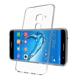 Funda Silicona Huawei Nova Trasparente