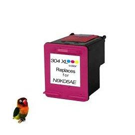 Cartucho Compatible Hp 304 Xl Color Deskjet 3720/3730