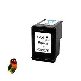 Cartucho Compatible Hp 304 Xl Negro Deskjet 3720/3730