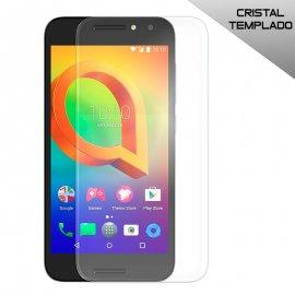 Protector Cristal Templado Alcatel A3
