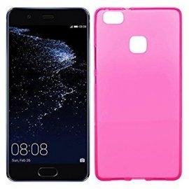Funda Silicona Huawei P10 Mate Rosa